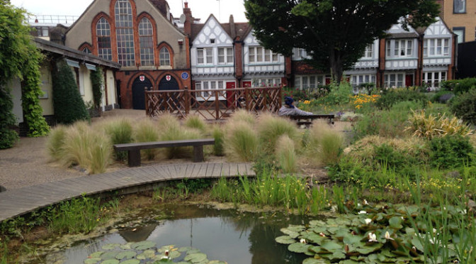 17 June: A Walk in Bankside