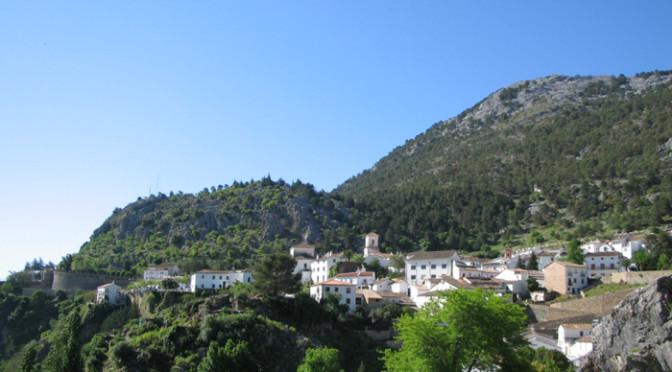Walking trip to Grazalema, Andalucia
