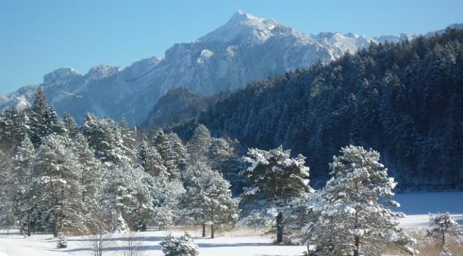 Snow-Walking Weekend in Bavaria