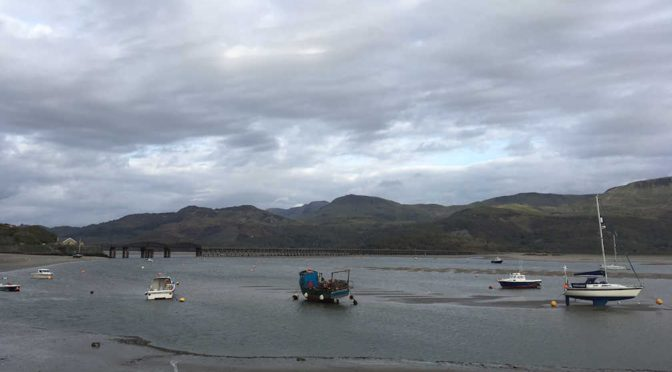 Friday 6 to Monday 9 October: Autumn trip to Barmouth (North Wales)