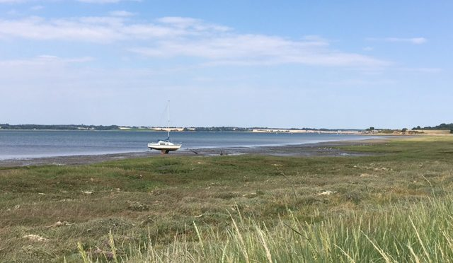 SATURDAY 22 JULY: MANNINGTREE to WRABNESS (ESSEX) (LINEAR)