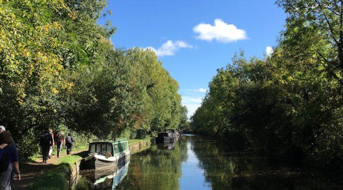 Saturday 30 September 2017: Chorleywood (Circular)