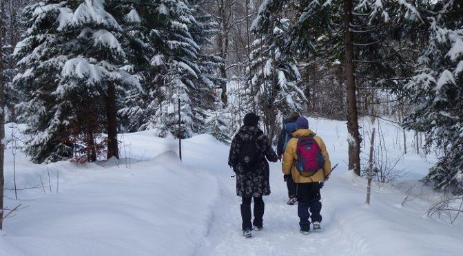 SNOW-WALKING WEEKEND  IN BAVARIA –   12-15 JANUARY 2018