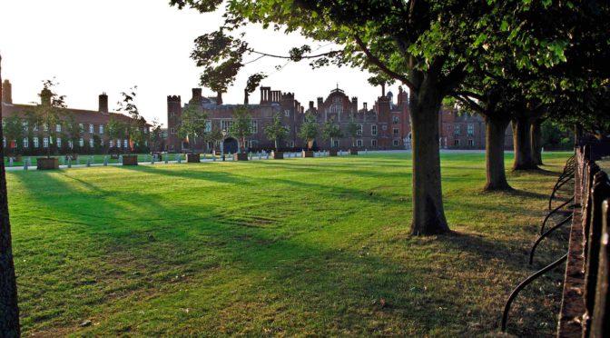 Saturday 6 October 2018: Hampton Court to Teddington and Richmond – Linear
