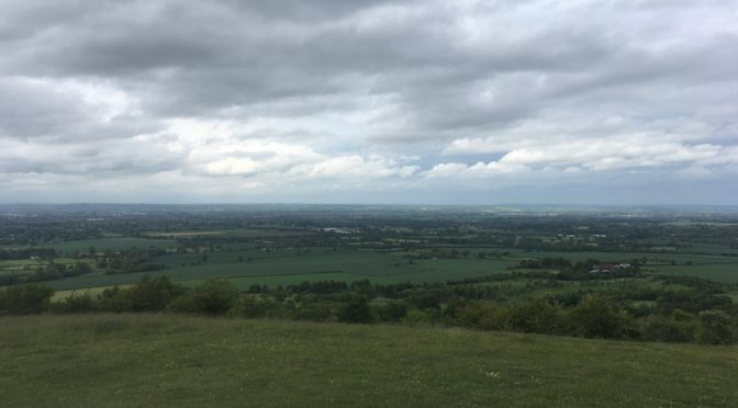 Sunday 2 June 2019:  Wendover/Coombe Hill Circular