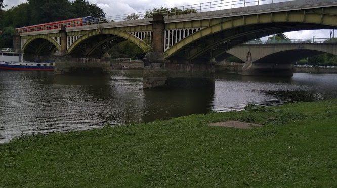Barnes Bridge to Richmond and Teddington – Saturday 7 September