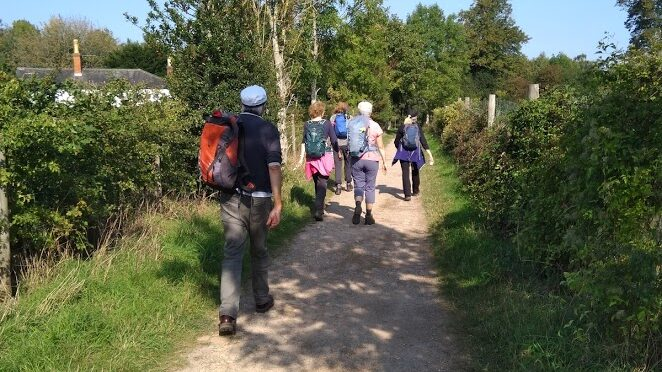 SURREY HILLS CIRCULAR – SUNDAY 20 SEPTEMBER