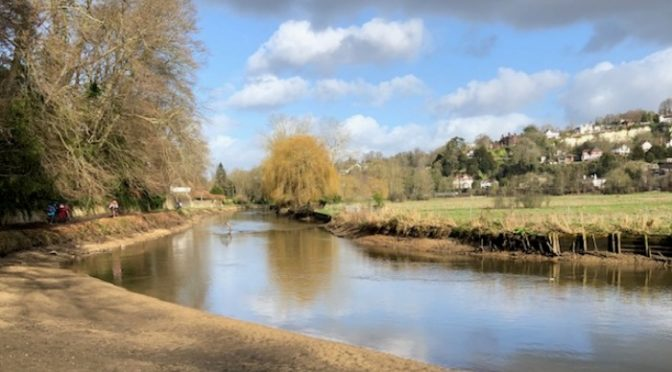 1st February Guildford circular